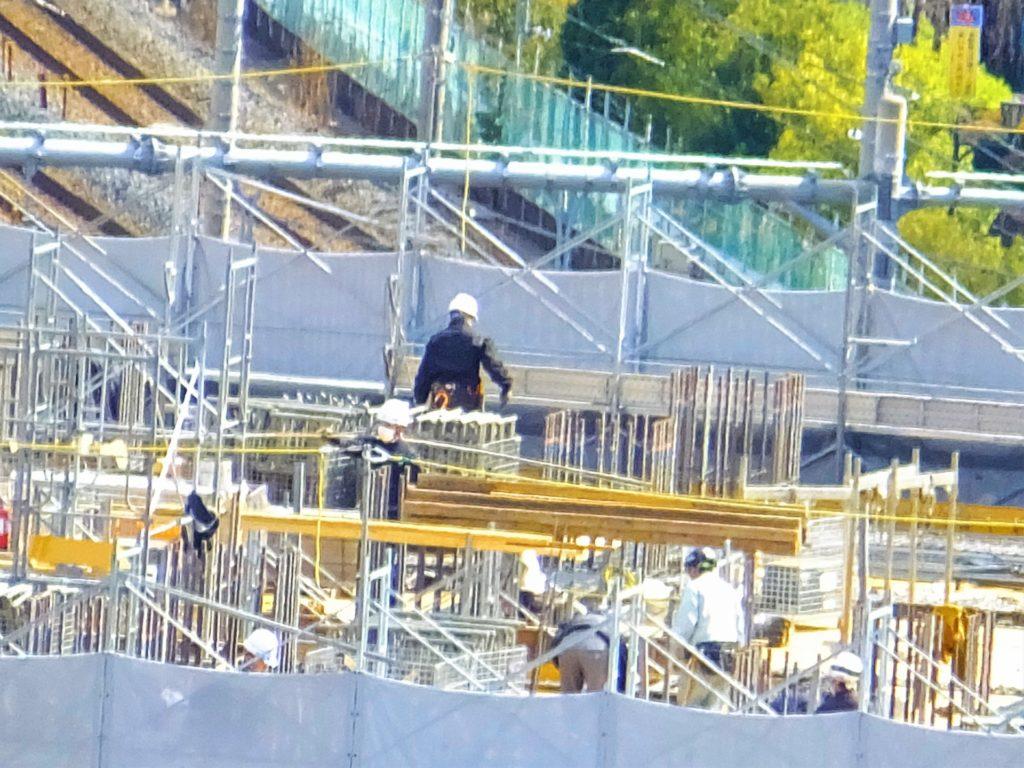 建設会社の人材不足